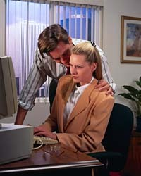 Sexual-Harassment-California-workplace