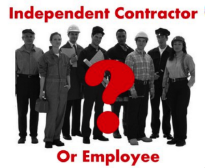 independent contractor in California