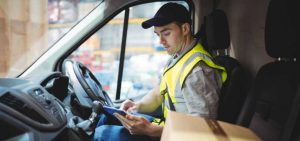 deliver driver employee contractor