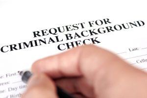 criminal background checks california