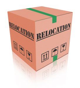 employee relocation package